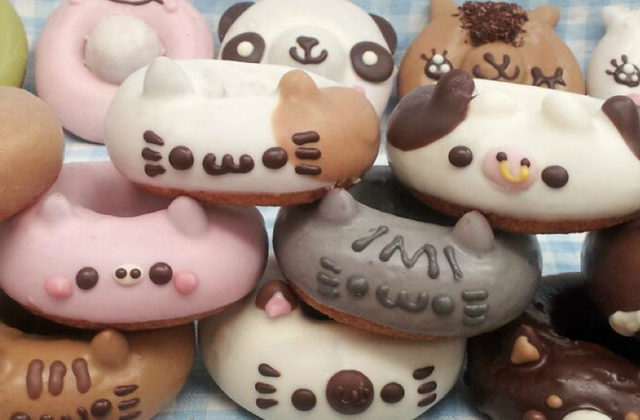donuts-animaux-japon-kawai